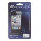 Newtop Protective Clear Screen Protector Guard Film for Iphone 5C - Transparent