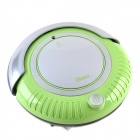 Eje Debea ZN101 Mini Smart Auto Vacuum Cleaner - Silver + Green (US Plug / AC 100~240V)