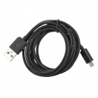 Ultra-Long USB 2.0 Sync Data Cable for Google Nexus 7 II - Black (2M)