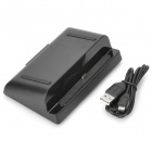 Desktop Dock + Data Cable for Samsung Galaxy Tab 3 P5200 / P5210 / P3200 / P3210