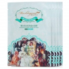 Masklegend Silk Instantaneous Whitening Facial Masks - White (5 PCS)