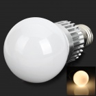 E27 3W 210lm 3200K 3-LED Warm White Blub Lampe (85 ~ 265V)