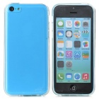 Protective TPU Back Case for Iphone 5C - Transparent
