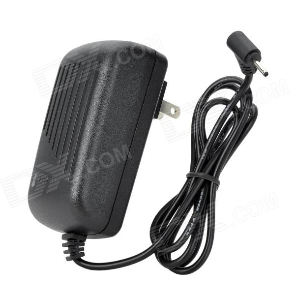 5V 3A Good Quality Power Adapter Charger for Tablet PC - Black (US Plug / 90 CM)