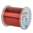 Tensile Spool Nylon Fishing Line - Red (500m / 4#)