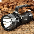 UltraFire XL-U2 CREE XM-L U2 800lm 5-Mode White Flashlight - Black (4 x 18650)