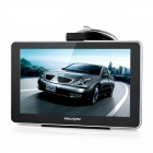 "Chuangzhuo 7"" Win CE 6.0 GPS Navigator w/ AV-In / 4GB South America 6 Countries Map / Bluetooth / TF"