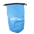 Waterproof Outdoor Sport Camping Water / Storage Bag - Blue (10L)