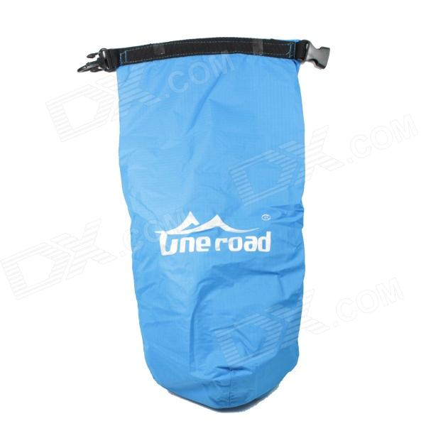 Waterproof Outdoor Sport Camping Water / Storage Bag - Blue (5L) 5l collapsible water container portable outdoor camping bucket