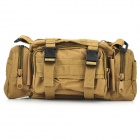 Multifunctional Mountaineering Bag - Mud Color
