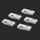 Wire Cable Tie Fixed Mount for R/C Model - White (5 PCS)