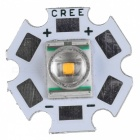 3W Cree XR-E Q2 240lm Warm White LED Module On 20mm Star (2.8~3.6V)