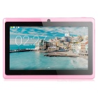"MID-756 7"" Android 4.2 Tablet PC w/ 512MB RAM / 4GB ROM - Pink + Black"