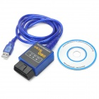 Auton OBD Scan Diagnostic Interface Scan Tool - Blue