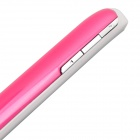 "MP-A820 Android 2.3.6 Bar Phone w/ 3.5"" Capacitive Screen, Quad-Band and Wi-Fi - Deep Pink + White"