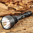 OLIGHT M3X Cree XM-L T6 1000lm 3-Mode White Flashlight - Black (2 x 18650 or 3 / 4 x CR123A)