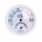 BAOYI TH108 Mini Indoor Temperature and Humidity Meter - White