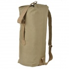 Free Soldier FS-B33 Outdoor Mountaineer / Travel Nylon Bucket Bag - Earthy