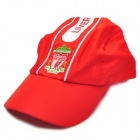 Football Team Nylon Athletic Cap - Liverpool