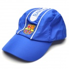 Football Team Nylon Athletic Cap - Barcelona