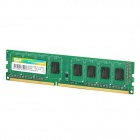 SP DDR3 1333MHz 2GB Memory for Desktop Computer - Green + Yellow + Black