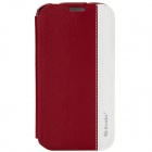 Benks Magic Fruit Pie Series Multifunction Protective Cover For Samsung Galaxy S4 i9500 - Red +White