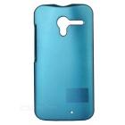 PUDINI WB-Moto X Stylish Protective Plastic Back Case for Motorola X Phone - Deep Green
