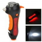Car Emergency Warning Light / Lifesaving Hammer / Belt Cutter / Flashlight / Whistle / Magnet Tool