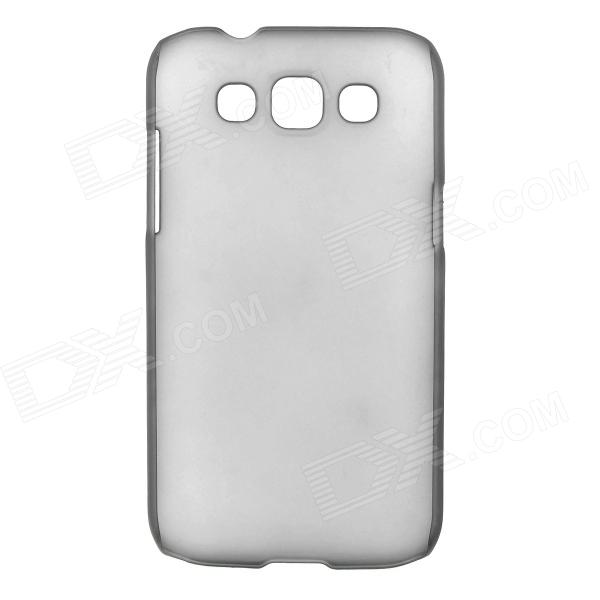 цена PUDINI WB-i8552 Stylish Protective Matte PC Back Case for Samsung i8552 Galaxy Win - Black
