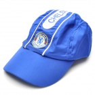 Football Team Nylon Athletic Cap - Chelsea