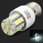Lexing LX-YMD-048 3w 210lm 7000k E27 SMD-5050 White LED Corn Lamp - White + Yellow