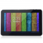 "GT90X 9"" A20 Dual Core Android 4.2.2 Tablet PC w/ 1GB RAM / 8GB ROM / HDMI / Dual Camera - Black"