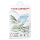 Protective Tempered Glass Clear Screen Guard Film for HTC M7 - Transparent
