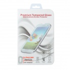 Protective Tempered Glass Clear Screen Guard Film for Sony L36H - Transparent