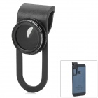 Clip-on Circular Polarizer Detachable Lens for Mobile Phone / Tablets - Black