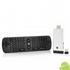 NX3B Quad-Core Mini PC Google TV Player w/ 2GB RAM / 8GB ROM / Camera / Bluetooth + RC11 Air Mouse