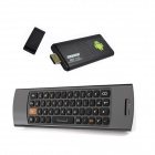 iTaSee MK809BIII + F10 Air Mouse Quad-Core Android 4.2.2 Google TV Player w / 2GB RAM / 8GB ROM / TF