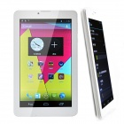 "ICOO D70G1 7"" Capacitive Screen Android 4.1 Dual Core Dual SIM Standby 2G Tablet PC - White"