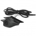 Yingyan EC-FSH2101 Wired CCD Car Frontview Video Camera for Mazda - Black (DC 12V/ PAL / NTSC)
