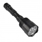 SingFire SF-99 1800lm 5-Mode White Flashlight w/ 3 x Cree XM-L T6 - Black (2 x 18650 / 3 x 18650)
