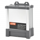 LTC LC-12-60W Energy Efficient Rain-proof Switching LED Power Supply - Silver + Black