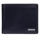BEIDIERKE B024-918 High-Grade Head Layer Cowhide Wallet for Men - Black