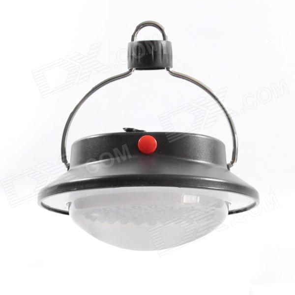 LX-DJ071 Outdoor Camping Round Lantern - White + Black (1 x 18650 / 3 x AAA) thermacell outdoor lantern где в челябинске