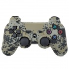 Wireless Bluetooth V4.0 DualShock Controller for PS3 / PS3slim / PS3 CECH4000 -Camouflage