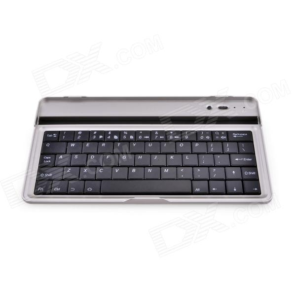 Bluetooth V3.0 61-Key Wireless Keyboard for Asus Google Nexus 7 2 - Black + Silver бюстгальтер medela с застежкой для будущих и кормящих мам cindy беж m