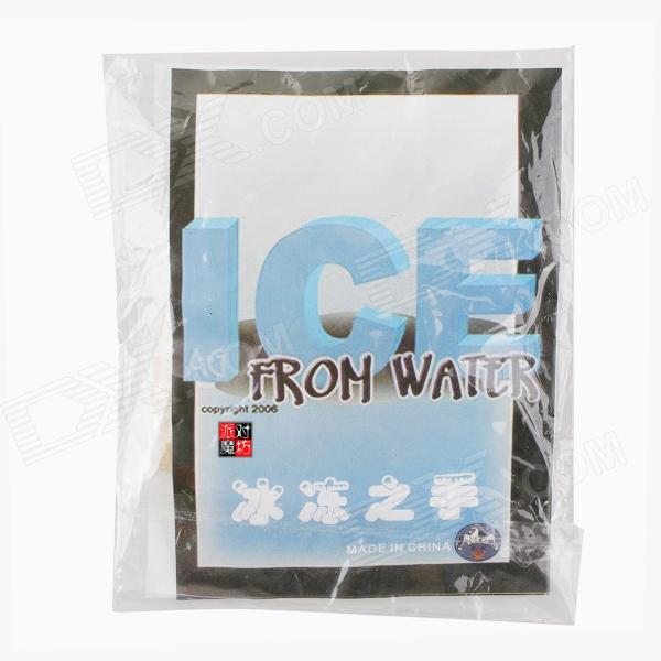 PDMF-ICE Reusable Ice Hand Prop for Halloween Performance - Transparent