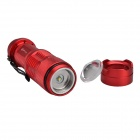 SingFire SF-117E 180lm 3-Mode White Zooming Flashlight w/ Cree XR-E Q5 - Red (1 x AA / 14500)