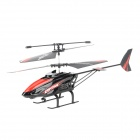 CX-MODEL CX098 Mini 2-CH Infrared R/C Helicopter - Red + Black