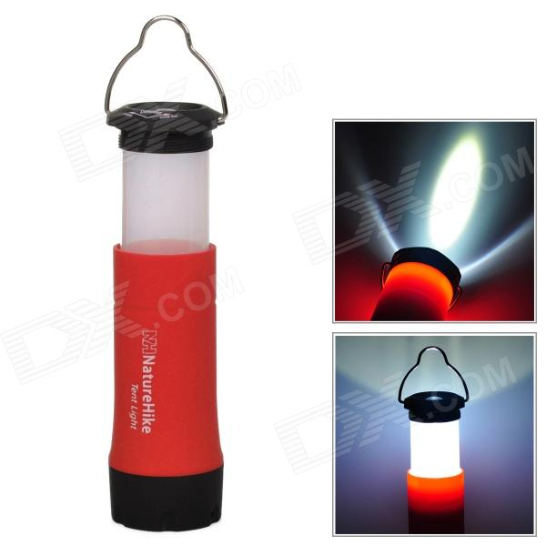 Naturehike Multifunction LED Zooming Camping Lantern - Red + BlackOutdoor Lantern<br>Quantity1MaterialABSForm  ColorBlackEmitter BINLEDNumber of Emitters1,2,3,4,5,6,7,8,9Color BINRedBattery TypeAA,AAANumber of Modes1Packing List1 x Lantern<br>