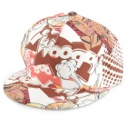 DG0653 Fashion Hip-hop Baseball Cap Hat - Multicolor